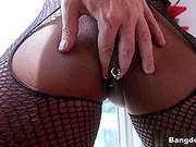 Diamond Jackson in Diamond Jackson is a Dick Crazy Milf Video