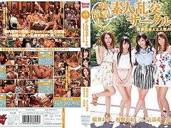 Kitagawa Hitomi, Satou Haruki, Itano Yuki, Sakurai Ayu, Fukui Aya in Assault Infiltration! Popular AV Actress And Amateur Orgy Circle Transformation Working People