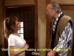 Japanese old man's caregiver Tia - MrBonham (part 2)