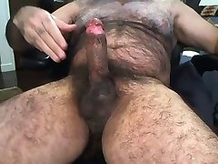 Pleasure of the hairy daddy