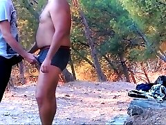 Amateur cruising in the woods
