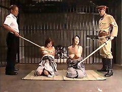 Japanese girls in jail