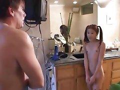 skinny asian schoolgirl brutally fucking