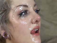 MIX FACIALS BUKKAKE  HD I