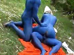 MogVid - Smurf Fuck-o-Rama