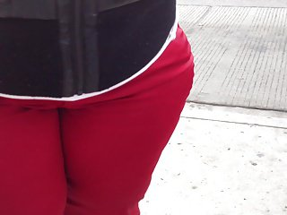 PHAT AZZ BBW IN RED