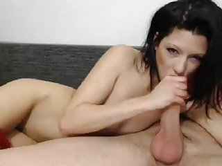 Stockings fucked on webcam - more on sexcam-live.biz