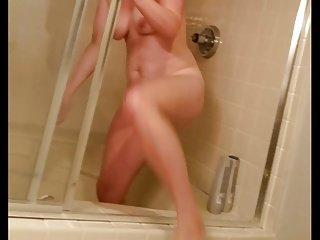 Milf Candid Before Shower Compilation