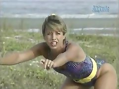 Young Denise Austin in Porno