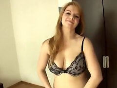 Sweet czech girl with nice tits fucked