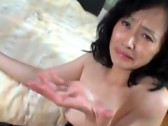 Mature Chinese Deepthroating A joystick in Point of view pocket rocket oral-fuck vid